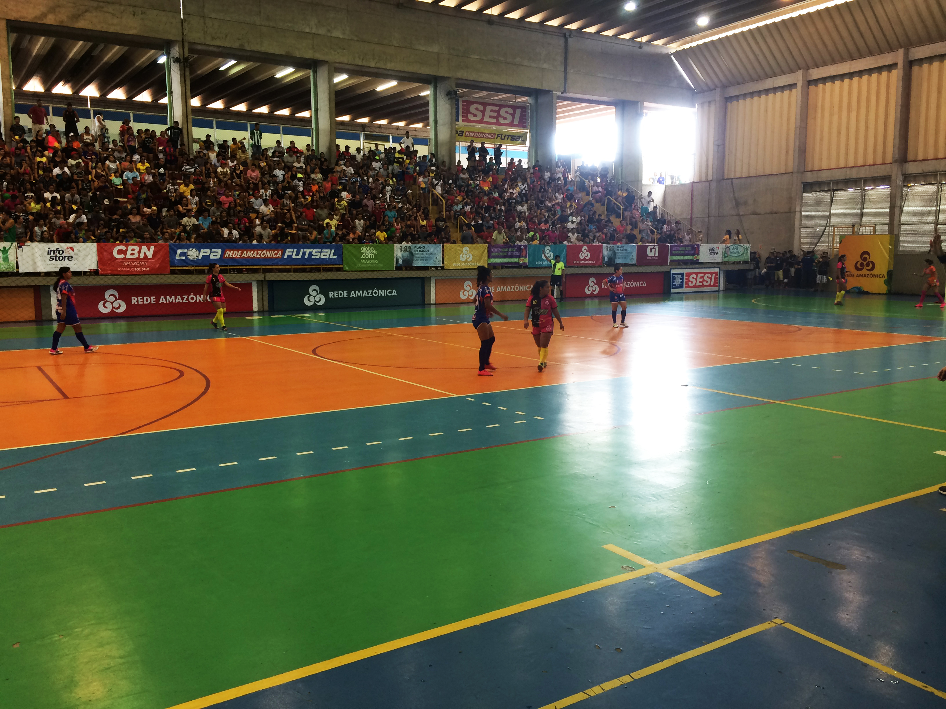 Time feminino de futsal é vice-campeão da Copa Rede Amazônica de Futsal 2018