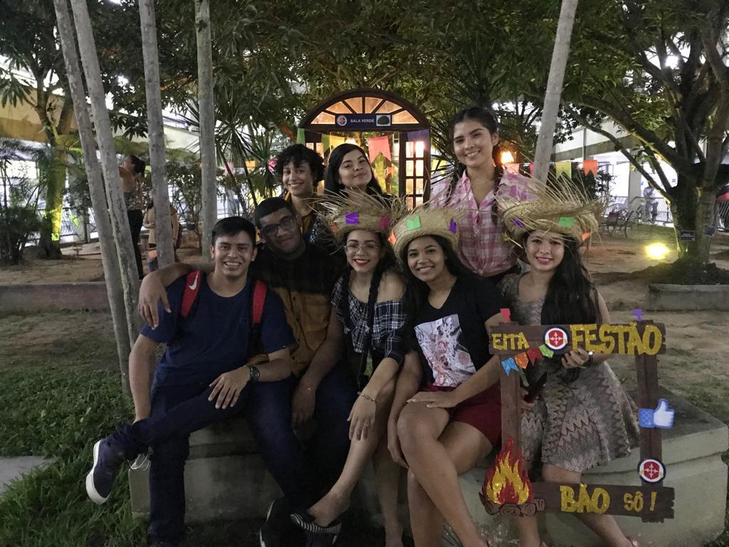 """Nilton Lins realiza """"esquenta"""" da Festa Junina de 2019"""