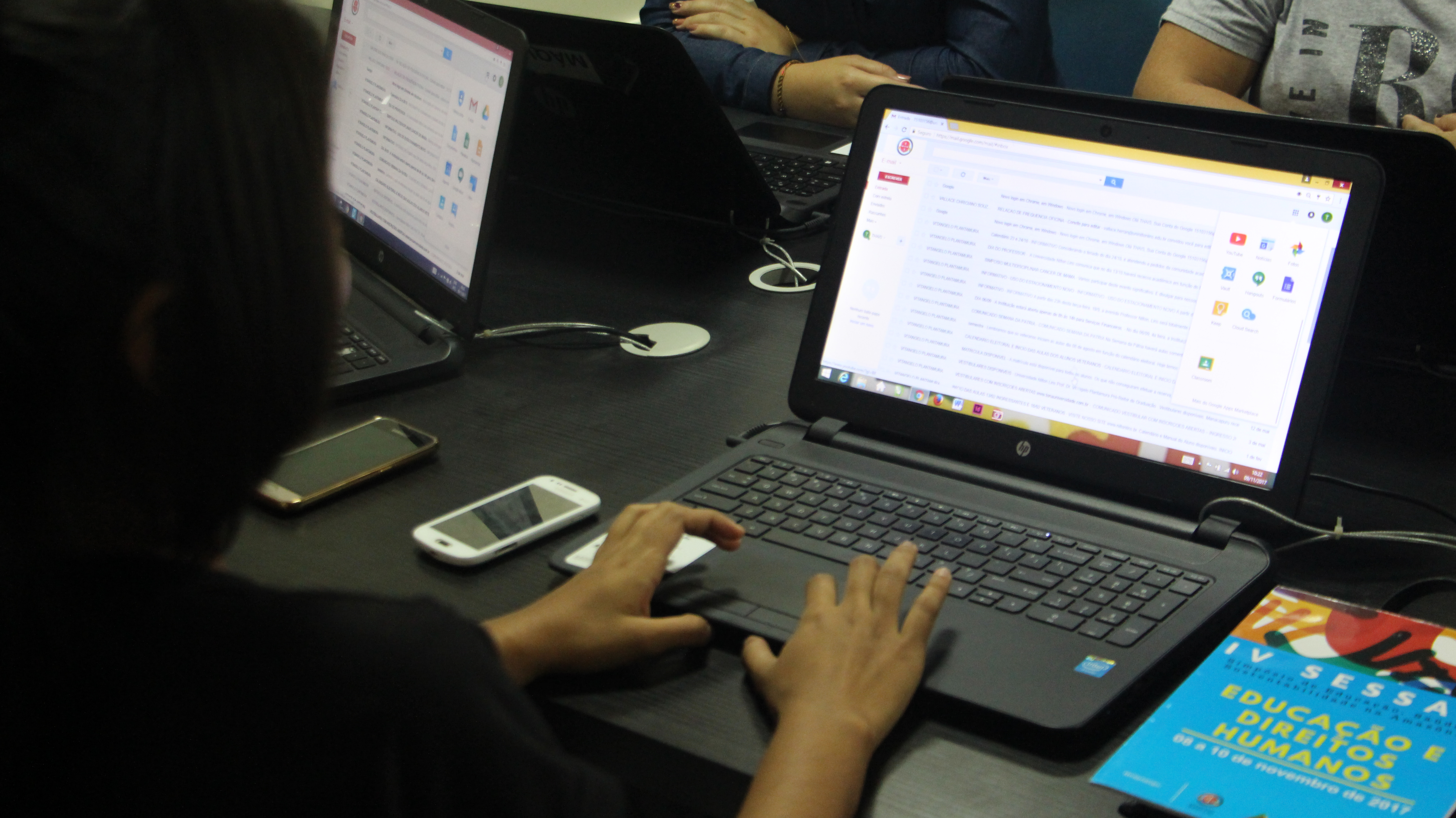 Formulário Google facilita vida de Professores e Estudantes