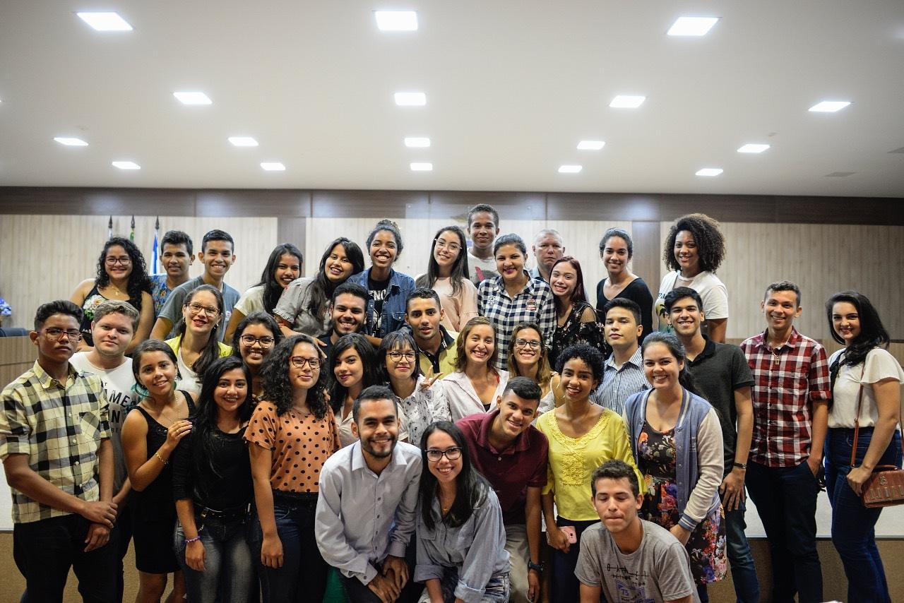 Acadêmicos de Comunicação participam de Seminário promovido pela Esmam