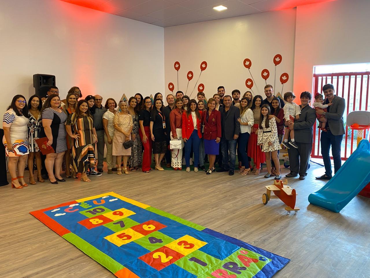 Maple Bear inaugurou nova unidade em Manaus