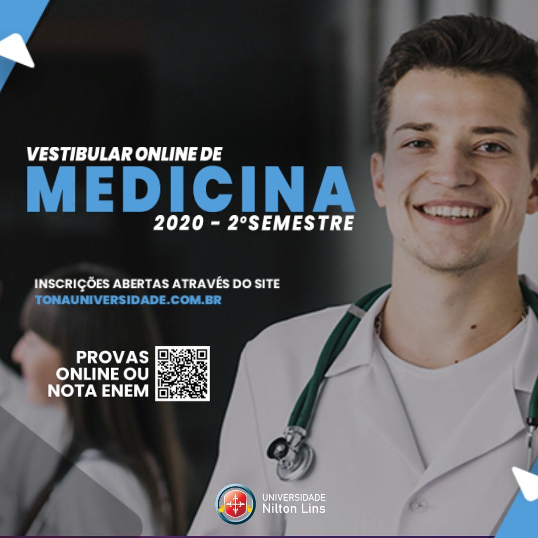 Inscrições para vestibular de medicina estão encerrando