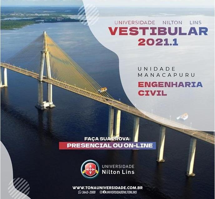 Curso de Engenharia Civil chega em Manacapuru