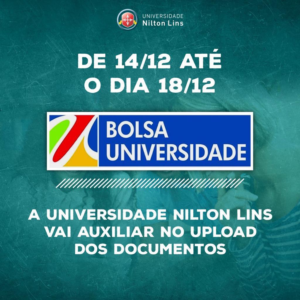 Universidade Nilton Lins oferece suporte para os candidatos classificados no Programa Bolsa Universidade